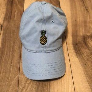 Women's pineapple baseball hat